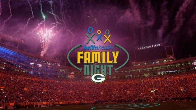 Green Bay Packers Family Night - Training Camp at Lambeau Field