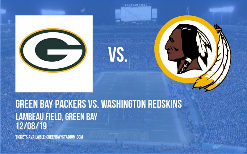 Green Bay Packers vs. Washington Redskins at Lambeau Field