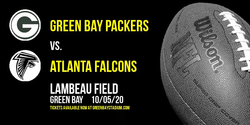 Green Bay Packers vs. Atlanta Falcons at Lambeau Field