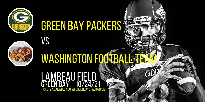 Green Bay Packers vs. Washington Football Team at Lambeau Field