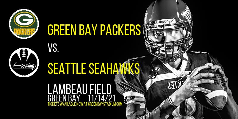 Green Bay Packers vs. Seattle Seahawks at Lambeau Field