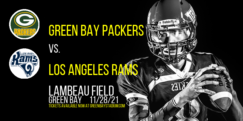 Green Bay Packers vs. Los Angeles Rams at Lambeau Field